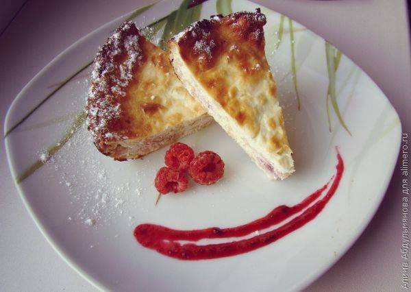 Как приготовить диетическую творожную запеканку: топ-9 вкуснейших рецептов