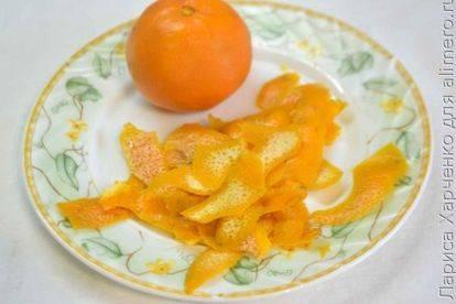 """Свинина """"ароматная"""" под мандариновым соусом"""