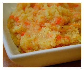Детское пюре из картофеля и моркови рецепт с фото