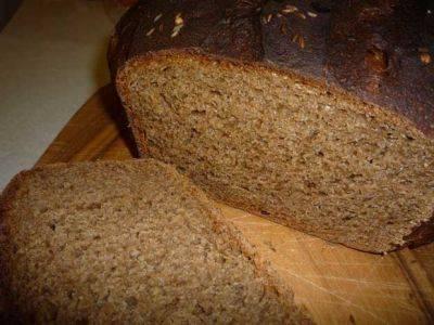"""Отрубной хлеб """"всегда удачный"""""""
