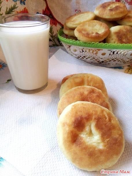 Бабушкины пышки (пошаговый рецепт с фото)