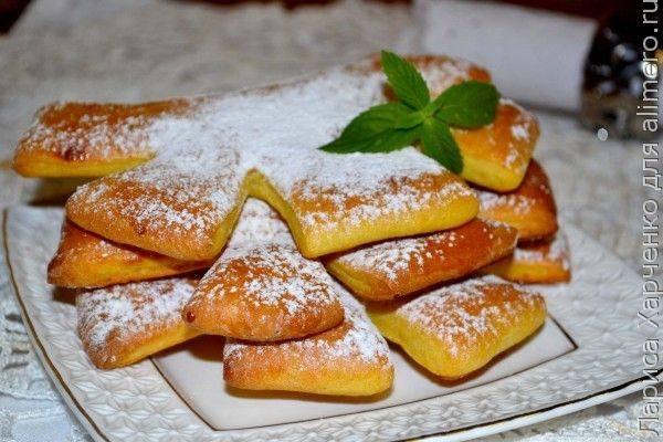 Апельсиновые булочки