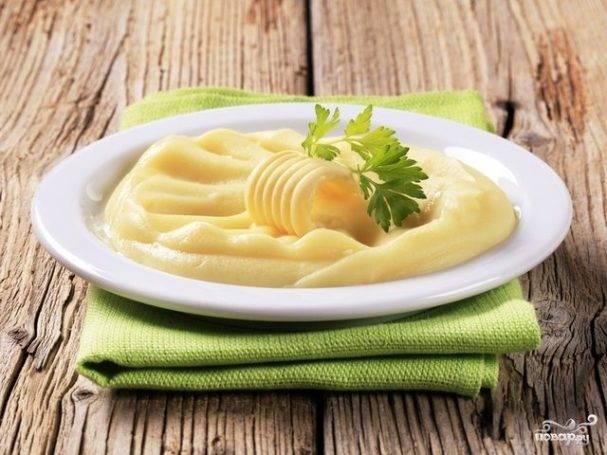 Как сделать вкусное картофельное пюре