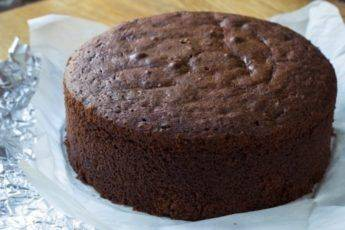 Влажный шоколадный бисквит: сочно и очень насыщено