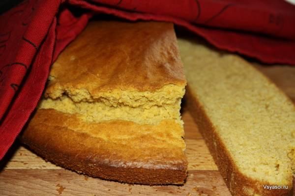 Ячменно-кукурузные хлебные булки