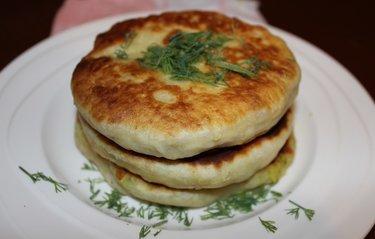 Финские картофельные лепешки - 7 пошаговых фото в рецепте