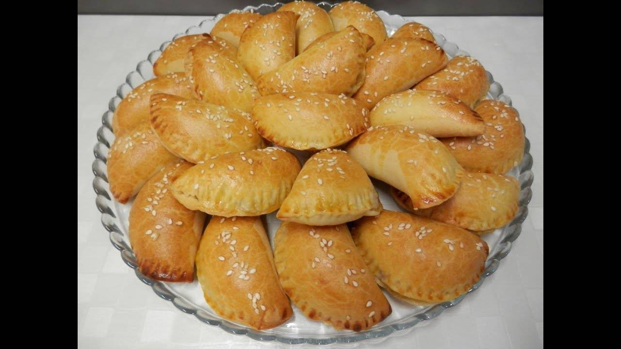 Пирожки с баклажанами и мясом - пошаговый рецепт с фото на сайте банк поваров