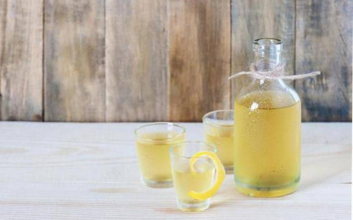 Делаем лимончелло в домашних условиях