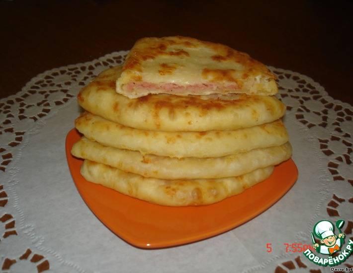 Простой и вкусный сырный соус
