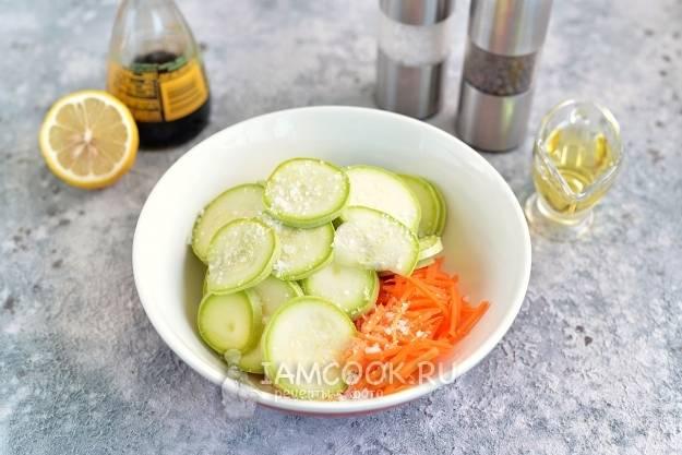 Кабачки по-корейски на зиму - самые оригинальные идеи заготовки пикантной закуски