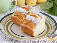 Летний абрикосовый пирог