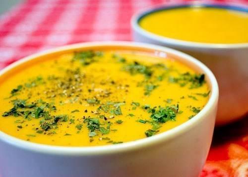 Как приготовить суп пюре из овощей пошаговое фото вкусного блюда