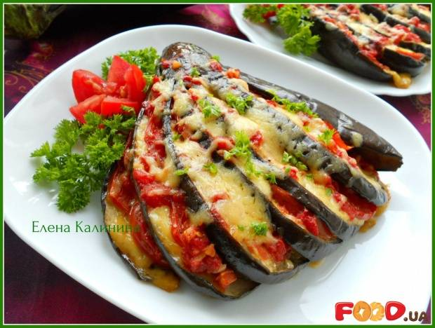 Фаршированные баклажаны - самые вкусные рецепты оригинальных блюд