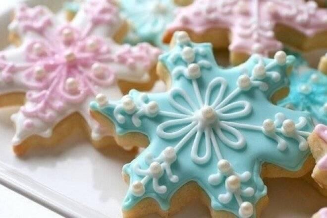 Имбирное печенье – рецепты простого и вкусного лакомства с глазурью, корицей и медом