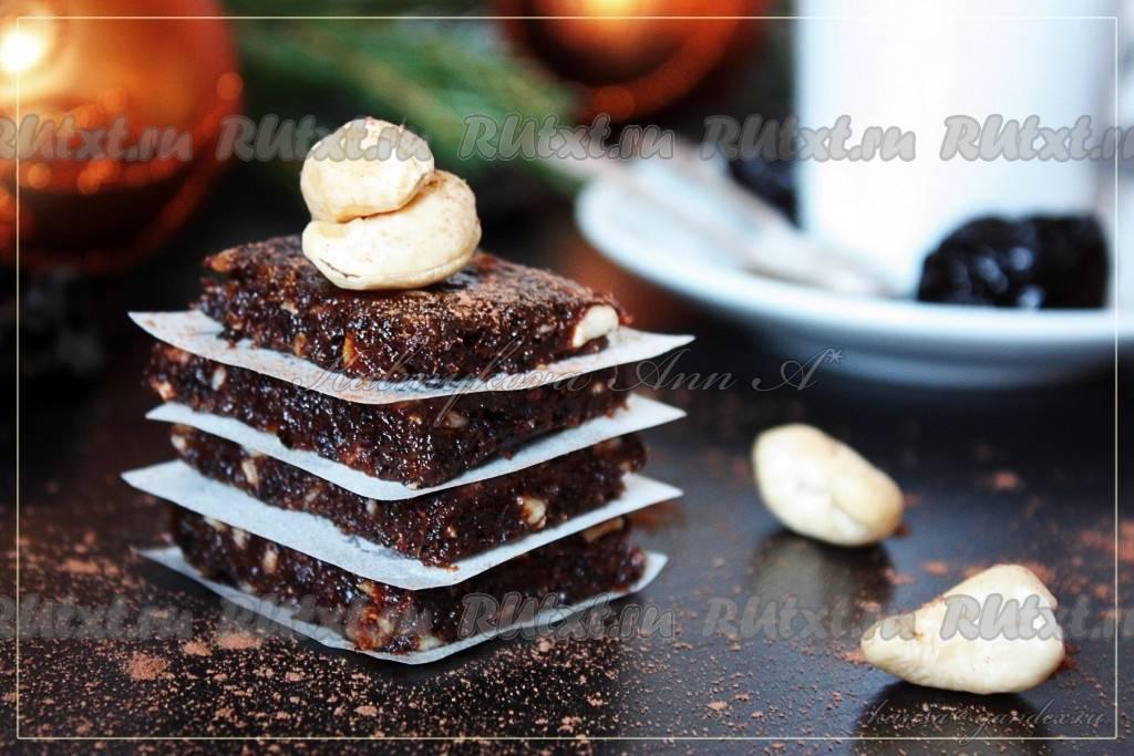 Десерт из чернослива: 2 вкуснейших рецепта