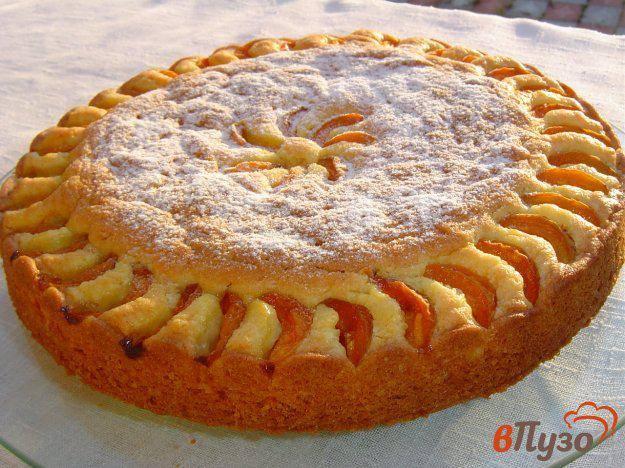 Итальянские кексы с вином и абрикосами