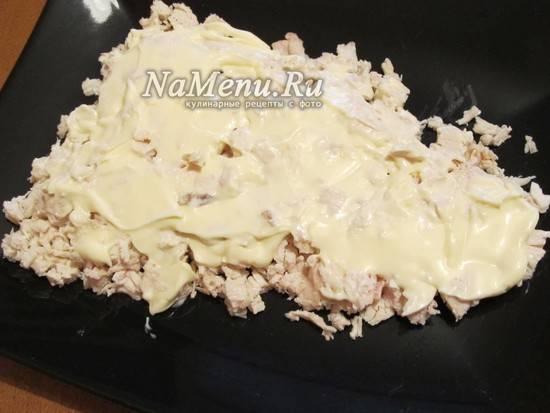 Рецепт салата «мадам» прямиком из франции