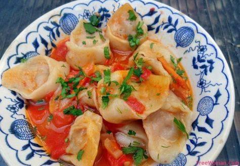Чучвара – узбекские пельмени