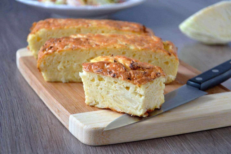 капустный пирог на кефире рецепт с фото брак