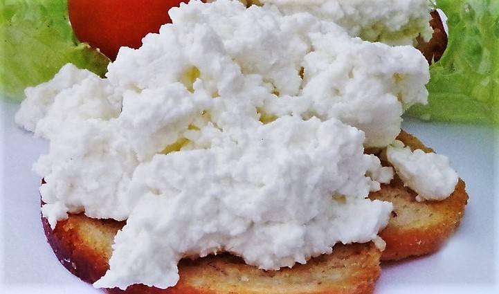 """Домашний сыр """"панир"""""""