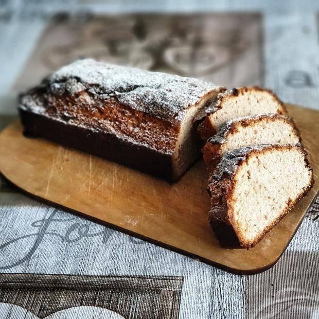 Нежные ванильно-мятные кексы