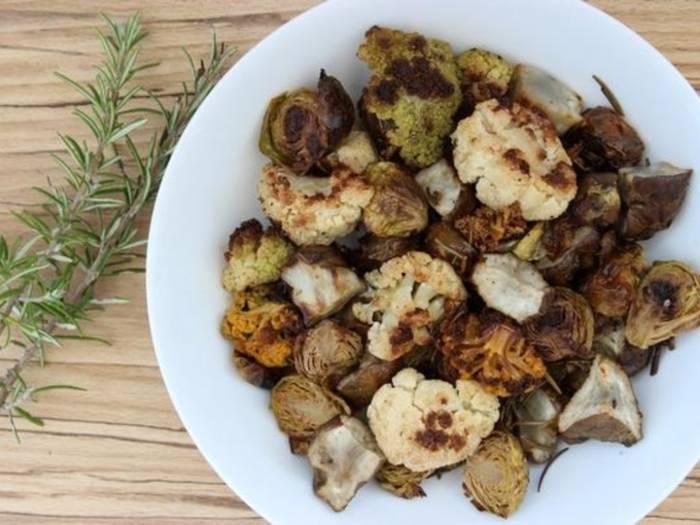 Брюссельская капуста в духовке - 7 рецептов, как приготовить