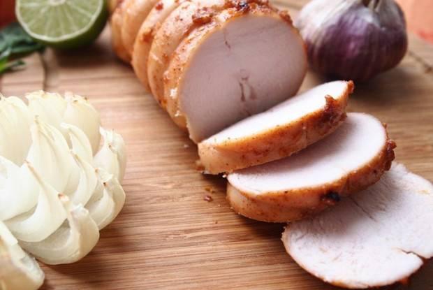 Куриная пастрома (пошаговый рецепт с фото)