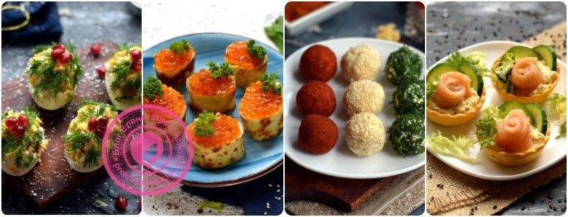 Рыбные рулеты - рецепты