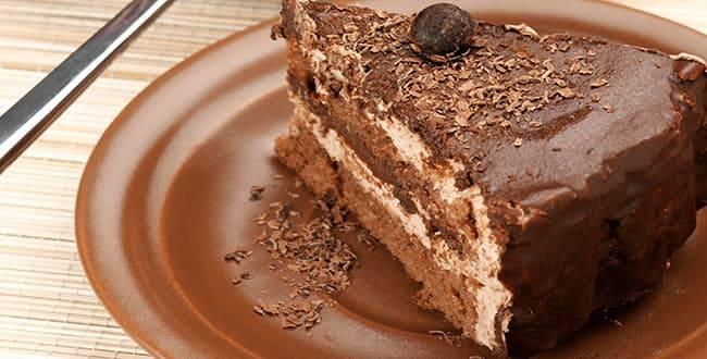 Домашний шоколадный торт – соблазнительный десерт! простые рецепты шоколадных тортов с выпечкой, сборных, желейных