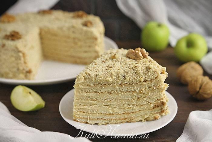 Яблочные кексы с корицей