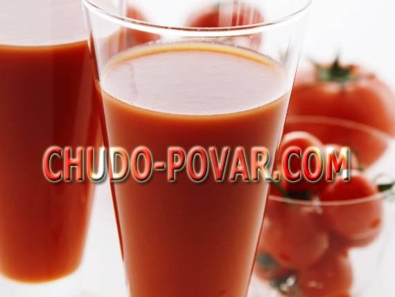 Как сделать томатный сок (с иллюстрациями) - wikihow