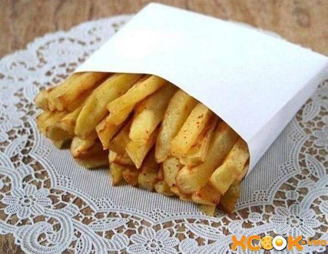 Замороженный картофель фри в духовке рецепт. картошка фри в духовке