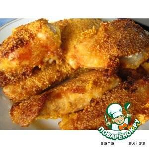 Куриные голени в пикантном маринаде «курияки»