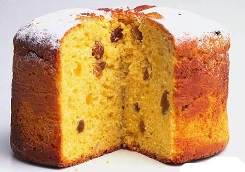 Пасхальный кулич в хлебопечке – простые рецепты