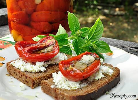 Вяленые помидоры в духовке. рецепт с пошаговыми фото