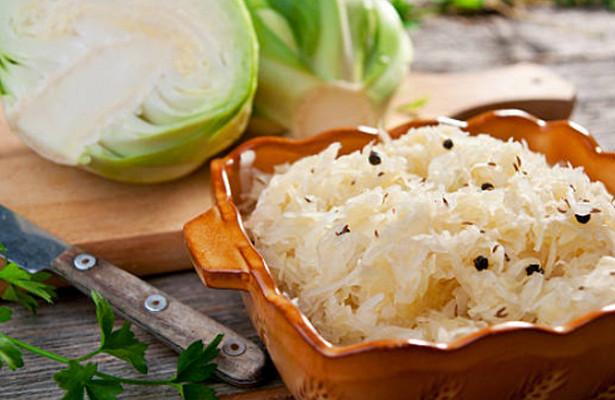 Вкусная квашеная капуста на зиму рецепт с фото