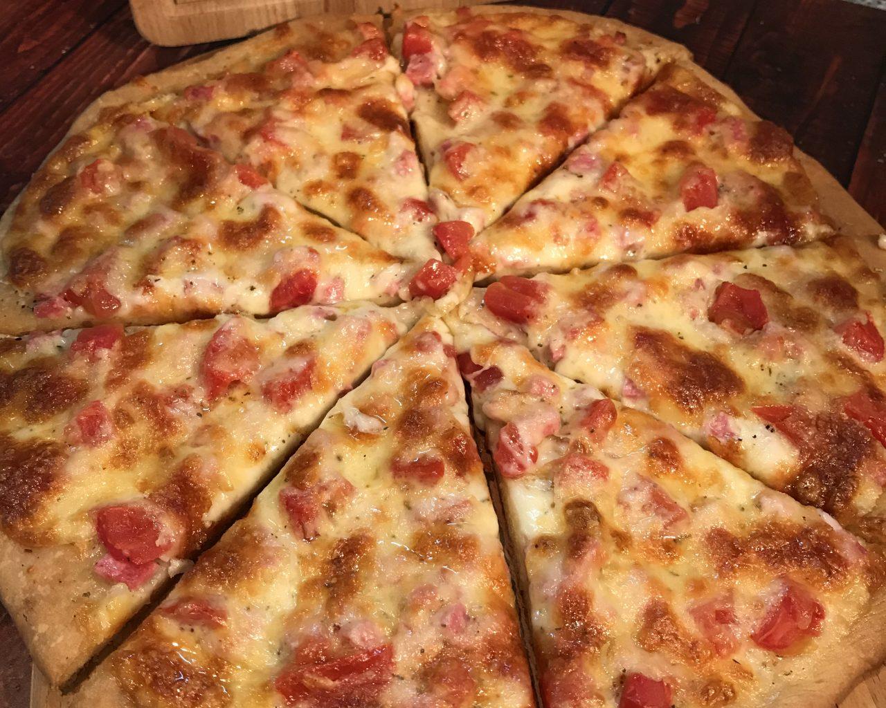 Быстрая пицца за 30 минут | страна мастеров