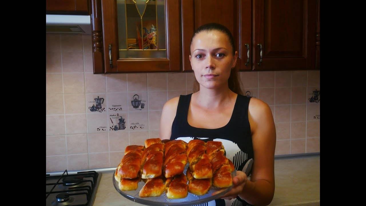 Пирожки с яблоком и корицей