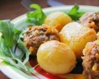 Фрикадельки с подливкой - рецепты пошагово с фото. как приготовить фрикадельки в соусе в духовке, мультиварке