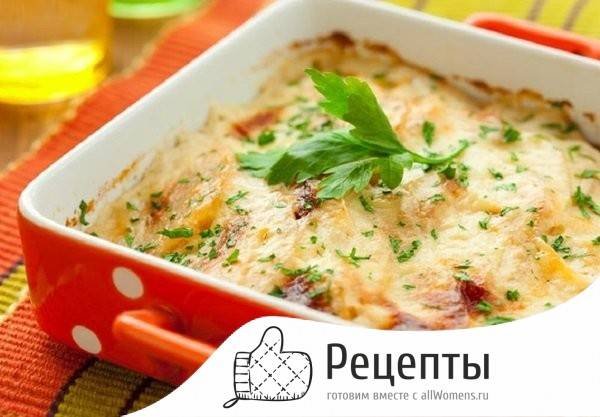 Картофельная бабка по-русски