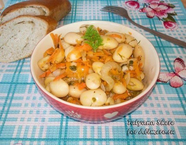 Фасоль тушеная с овощами: 3 рецепта, особенности приготовления - onwomen.ru