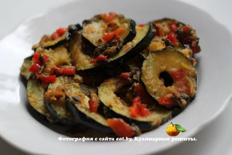 Мусака по-гречески с кабачками, рецепт - рецепты