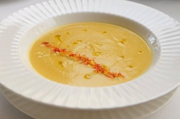 Кукурузный суп с фрикадельками в мультиварке