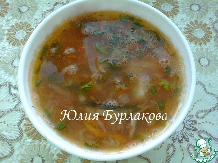 Суп из кильки в томате: 8 простых рецептов