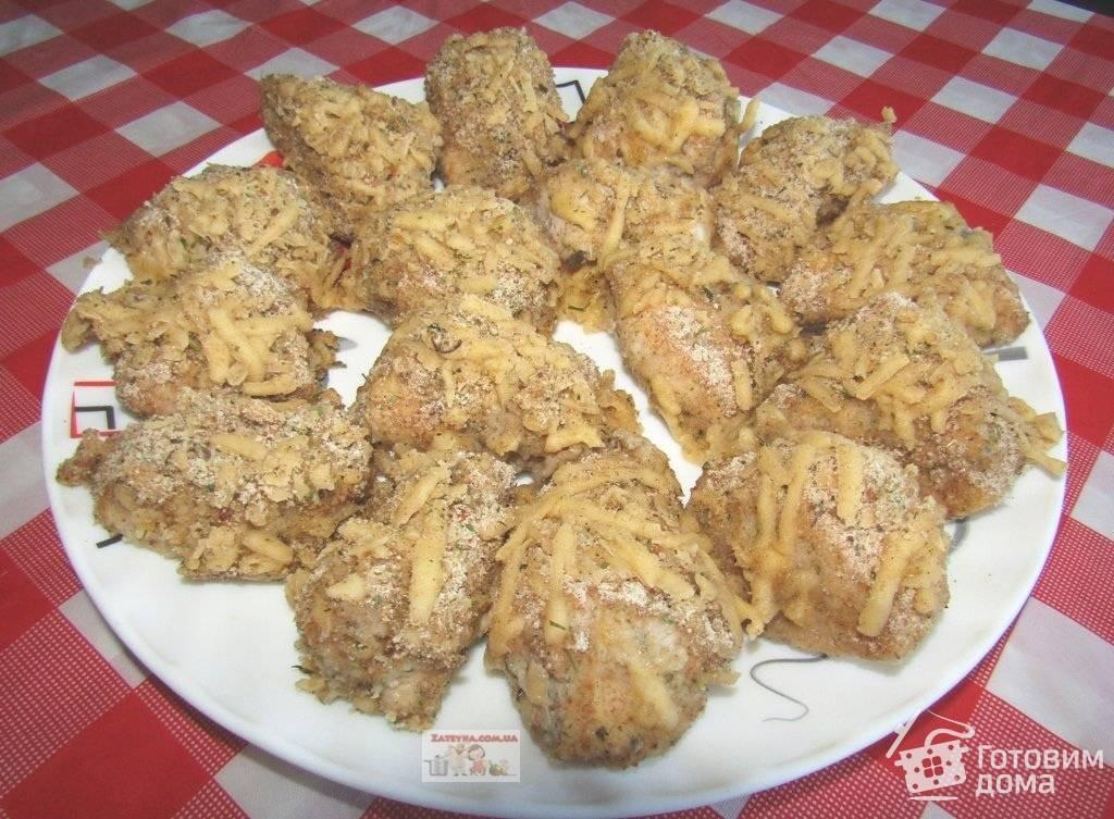 Куриное филе в панировке на сковороде - 12 пошаговых фото в рецепте