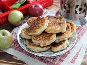 Блины с яблоками и корицей – десерт с ароматом, дающим человеку ощущение счастья
