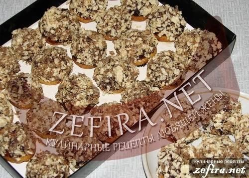 Печенье из каштанов