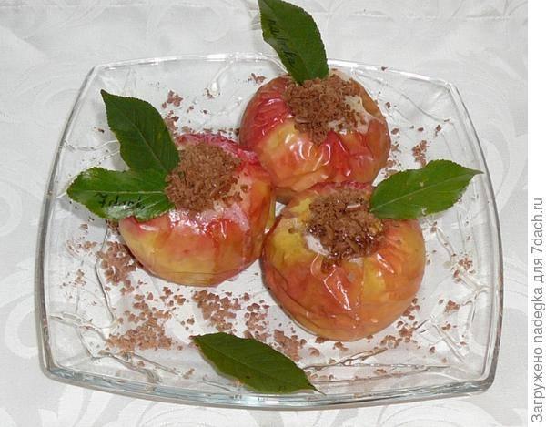 Печеные яблоки или объяснение в любви - запись пользователя olga golubeva (olga867) в сообществе кулинарное сообщество в категории десерты, сладости, конфеты, мороженое - babyblog.ru