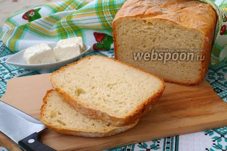 Домашний йогуртовый хлеб