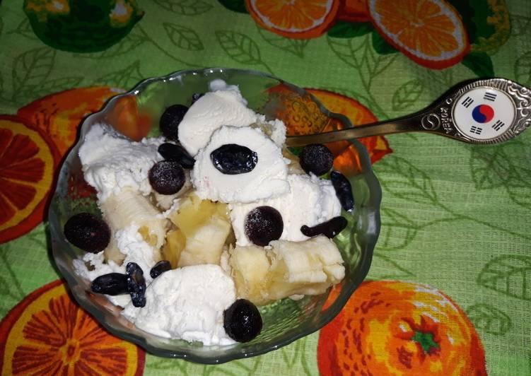 Топ-7 десертов со вкусом банана